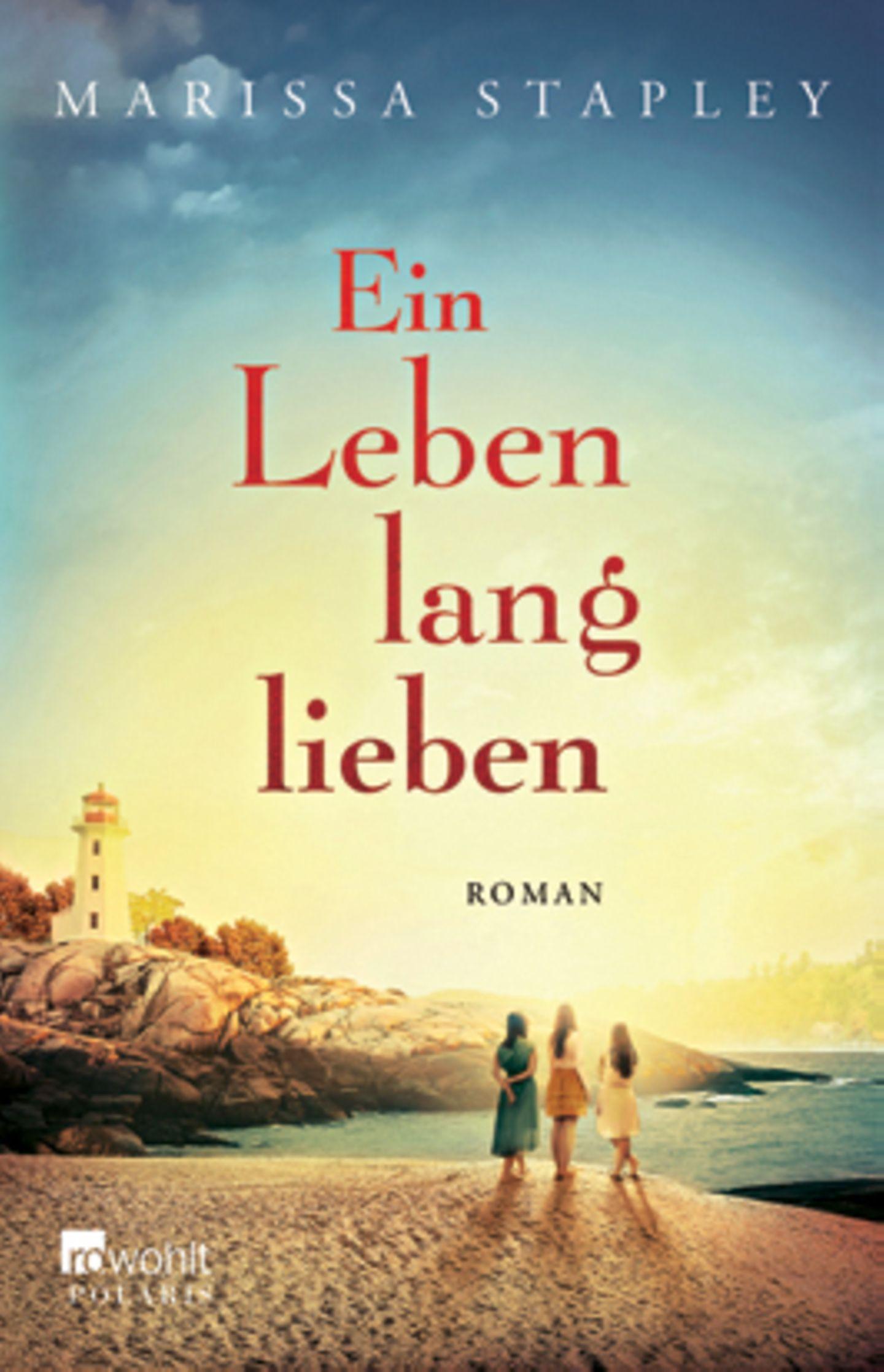 """Bücher für den Urlaub: Buchcover """"Ein Leben lang lieben"""""""