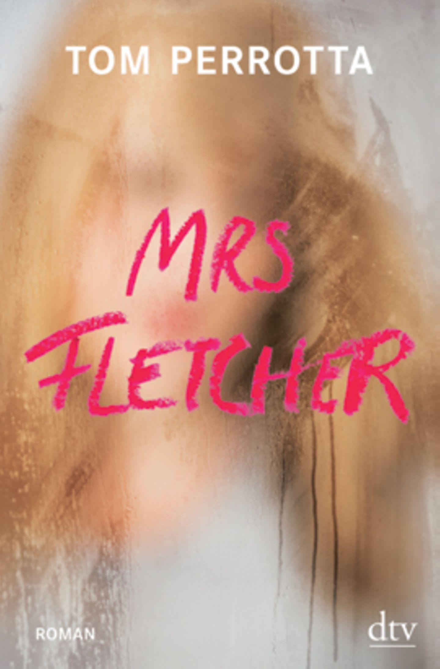 """Bücher für den Urlaub: Buchcover """"Mrs Fletcher"""""""