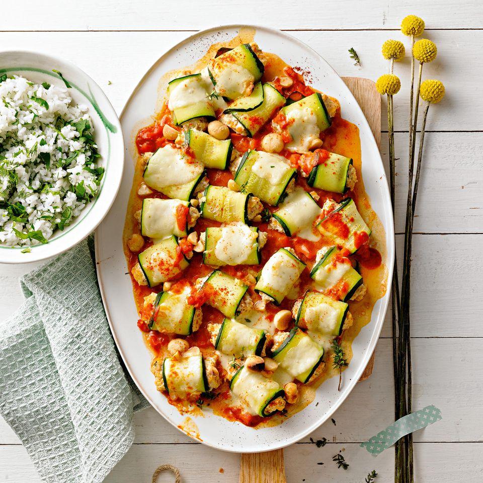 Zucchini: Rezepte für den Sommergenuss