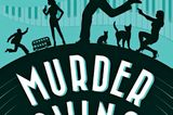 """Bücher für den Urlaub: Buchcover """"Murder Swing"""""""
