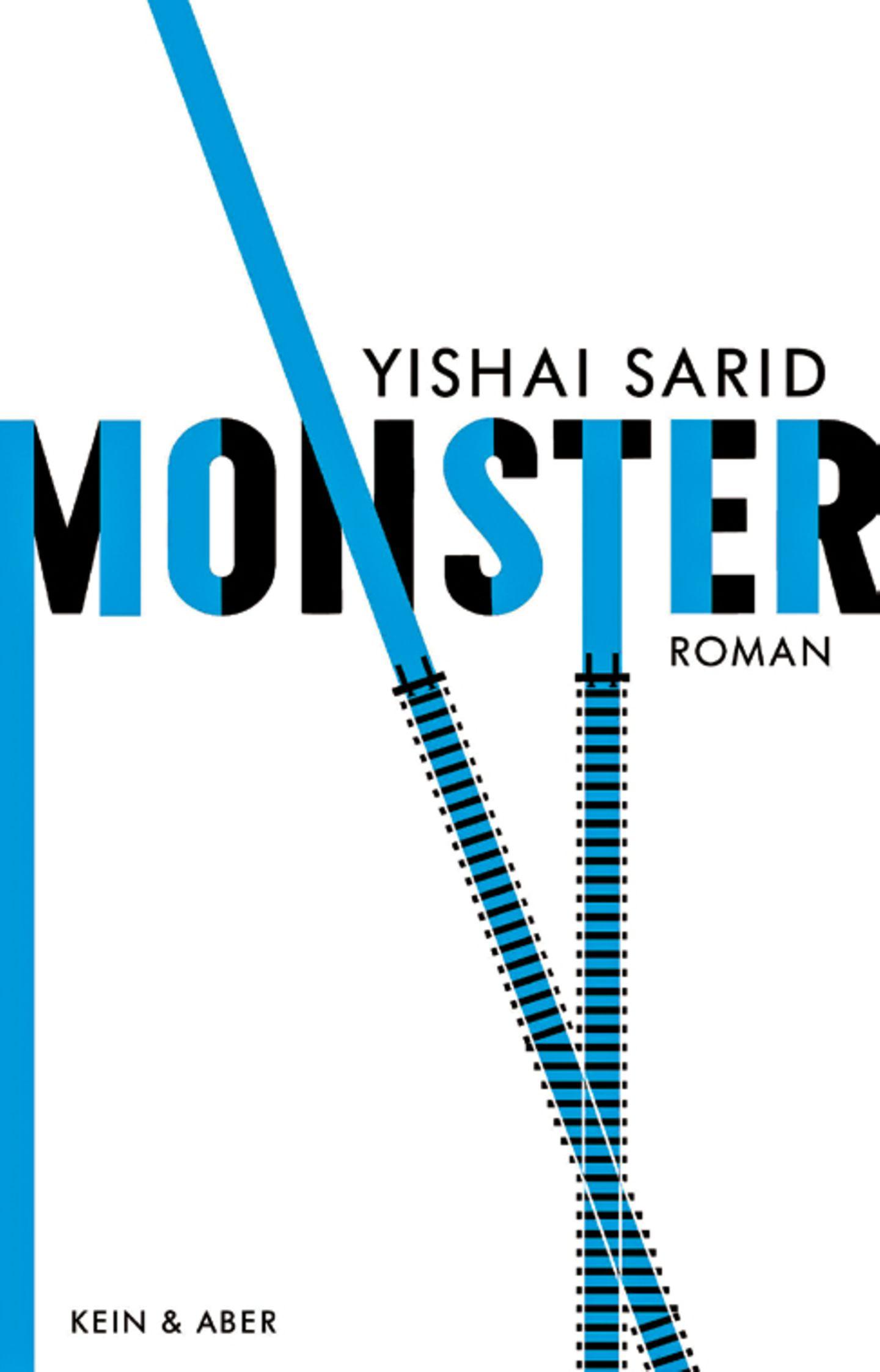 """Bücher für den Urlaub: Buchcover """"Monster"""""""