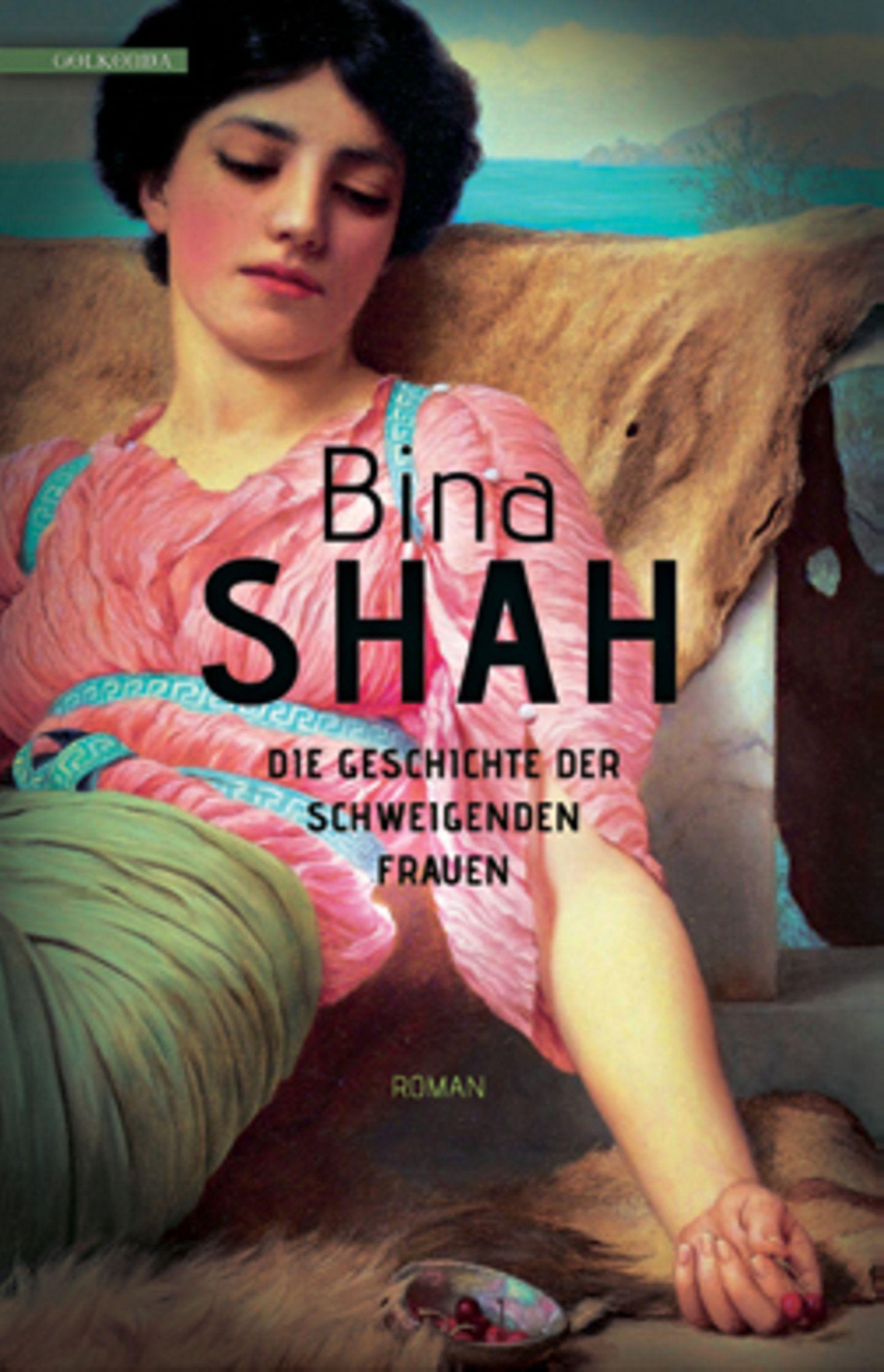 """Bücher für den Urlaub: Buchcover """"Die Geschichte der schweigenden Frauen"""""""