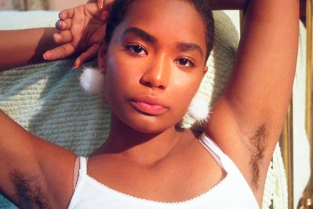 Diese Rasiermarke zeigt Frauen mit Schambehaarung   BRIGITTE.de