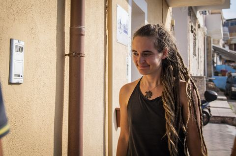 Carola Rackete ist immer wieder für Sea-Watch im Einsatz.