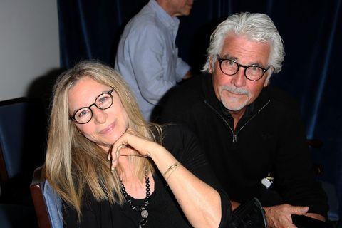 James Brolin und Barbra Streisand haben sich am 1. Juli 1998 das Jawort gegeben