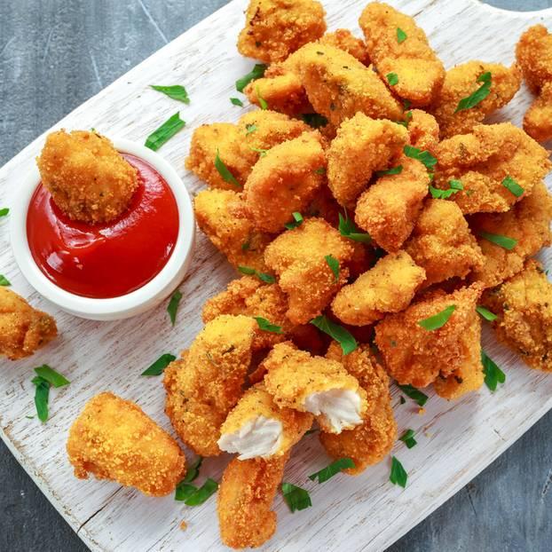 Transfette: Chicken Nuggets