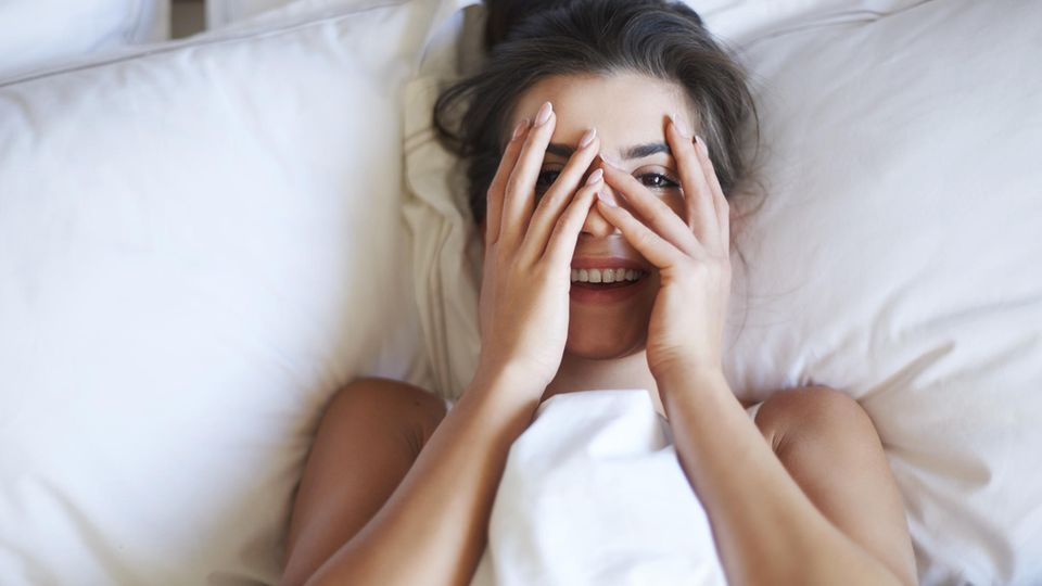 Sexträume: Davon fantasieren Frauen - laut Studie