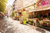 Reiseziele für Mädelstrips: Straße in Belgrad