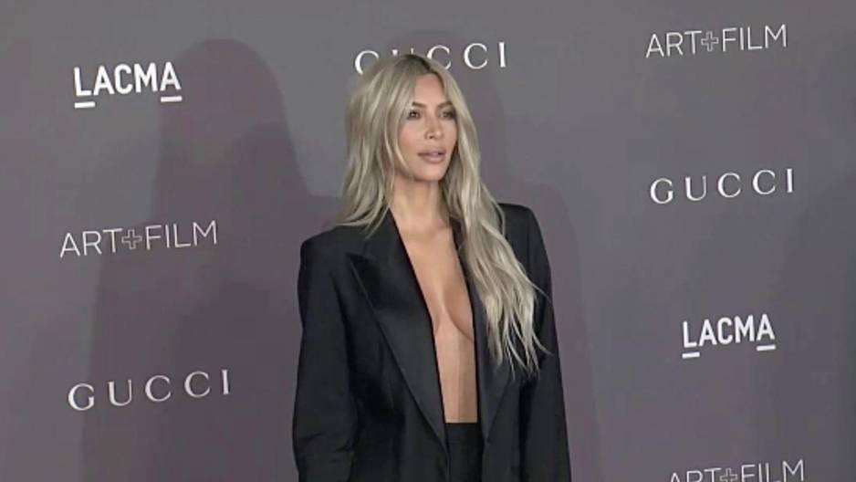 Kim Kardashian: Der Name ihrer neuen Marke sorgt für Unmut