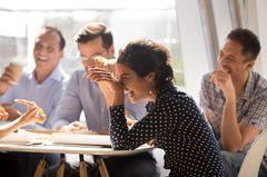 Warum lustige Kollegen die besten Kollegen sind