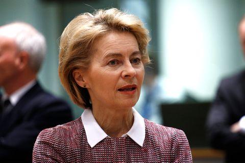 Ursula von der Leyen: Ihre Nominierung als EU-Kommissionspräsidentin sorgt für Kritik