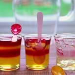 Apfel-Rotwein-Gelee