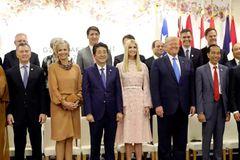 #UnwantedIvanka: Wie sich das Netz über die Ivanka Trump lustig macht