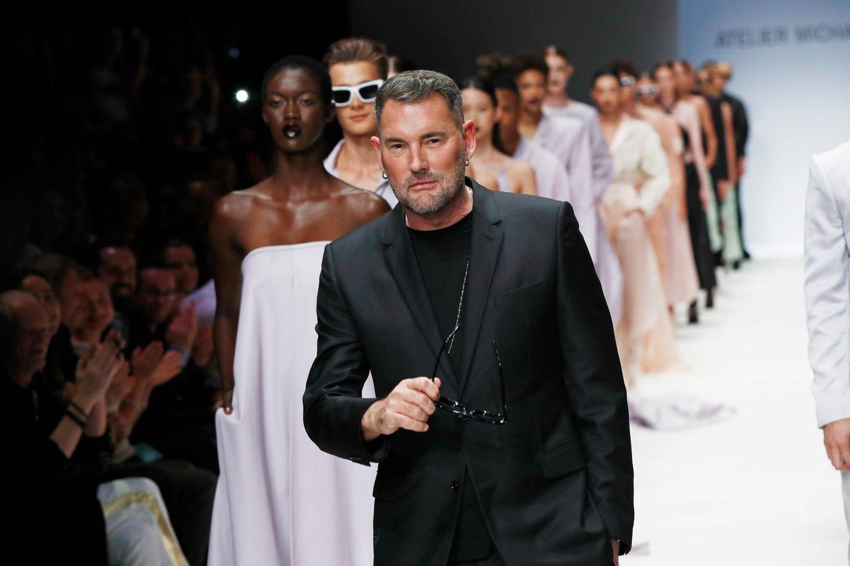 Trendfarben 2020: Michael Michalsky auf der Berliner Fashion Week