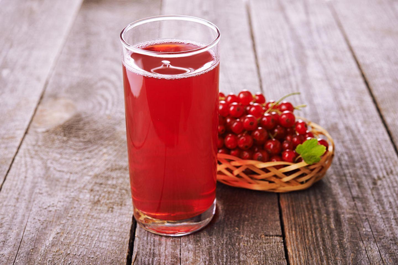 Johannisbeersirup (Low Carb möglich): fruchtig & erfrischend