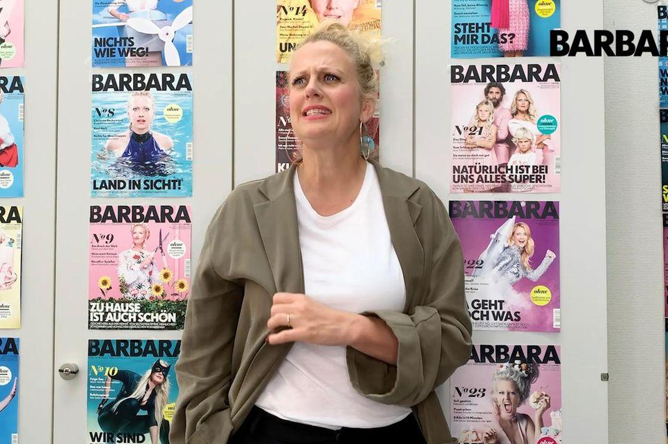 Barbara über hamburg