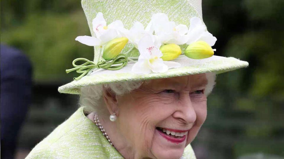 Queen Elizabeth: Dieses Tier stiehlt ihr die Show