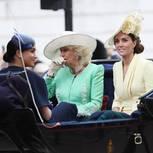 Meghan Markle: Herzogin Meghan, Herzogin Camilla und Herzogin Catherine bei Trooping the Colour