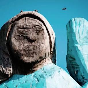 Melania Trump: Neue Statue der First Lady sorgt für Lacher im Netz