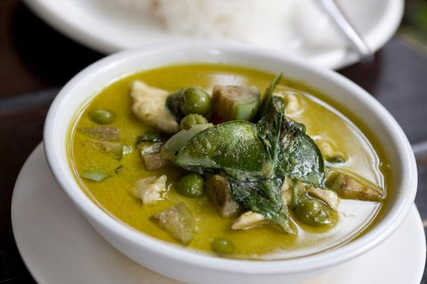 Thai-Rezepte: Thai-Curry