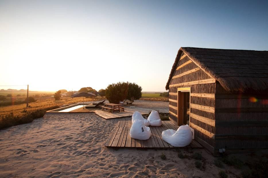 Barfußhotels: Casas Na Areia