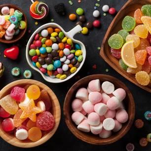 E171: Süßigkeiten