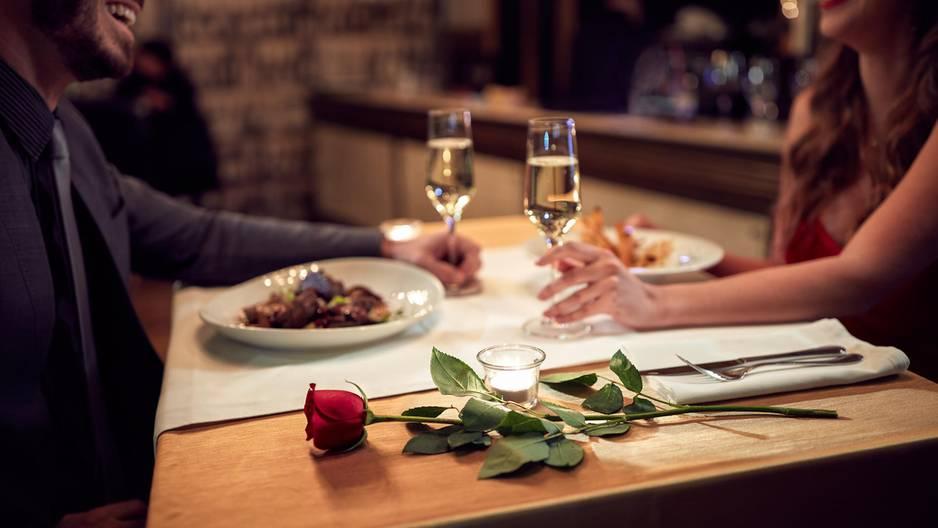 Foodie Call: Deswegen lassen sich ein Drittel aller Frauen auf Dates ein