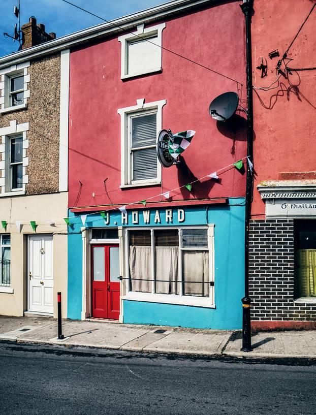 Housesitting: Bunte Häuser