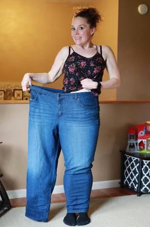 70 Kilo leichter: Eden heute
