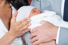 Archie Mountbatten-Windsor: Die schönsten Fotos des Sohnes von Meghan Markle und Prinz Harry