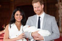 Archie Harrison Mountbatten-Windsor: Die schönsten Fotos des Sohnes von Meghan Markle und Prinz Harry
