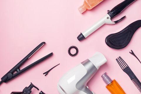 Haare ruinieren: Haartools