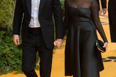 Meghan Markle: Meghan und Harry bei der Premiere von Lion King