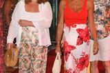 Der Look der Royals: Prinzessin Stéphanie von Monaco und Camille Gottlieb unterwegs