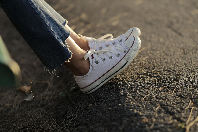 Converse All Stars in weiß