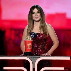 Longbob: Sandra Bullock bei den MTV Movie Awards