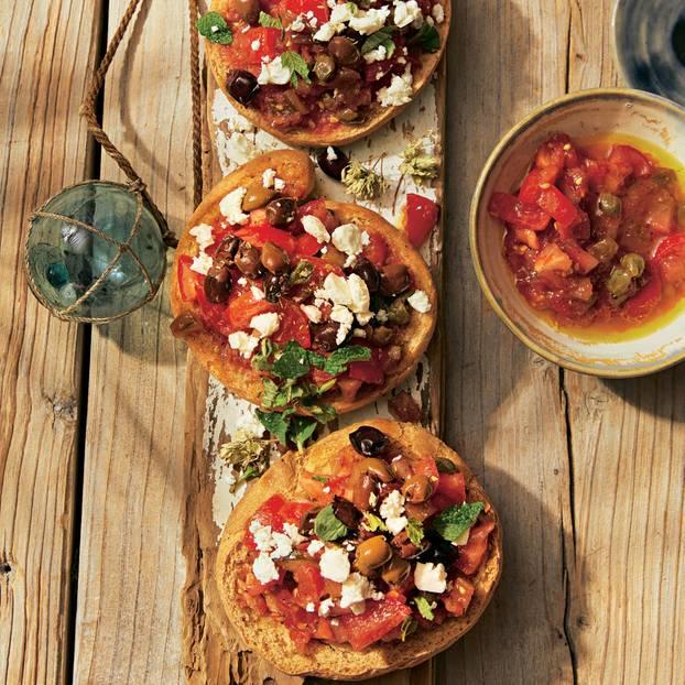 Mediterrane Rezepte: Der Geschmack des Südens | BRIGITTE.de