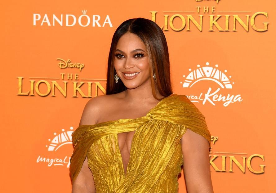 Die Beautygeheimnisse der Stars: Beyonce bei The Lion King