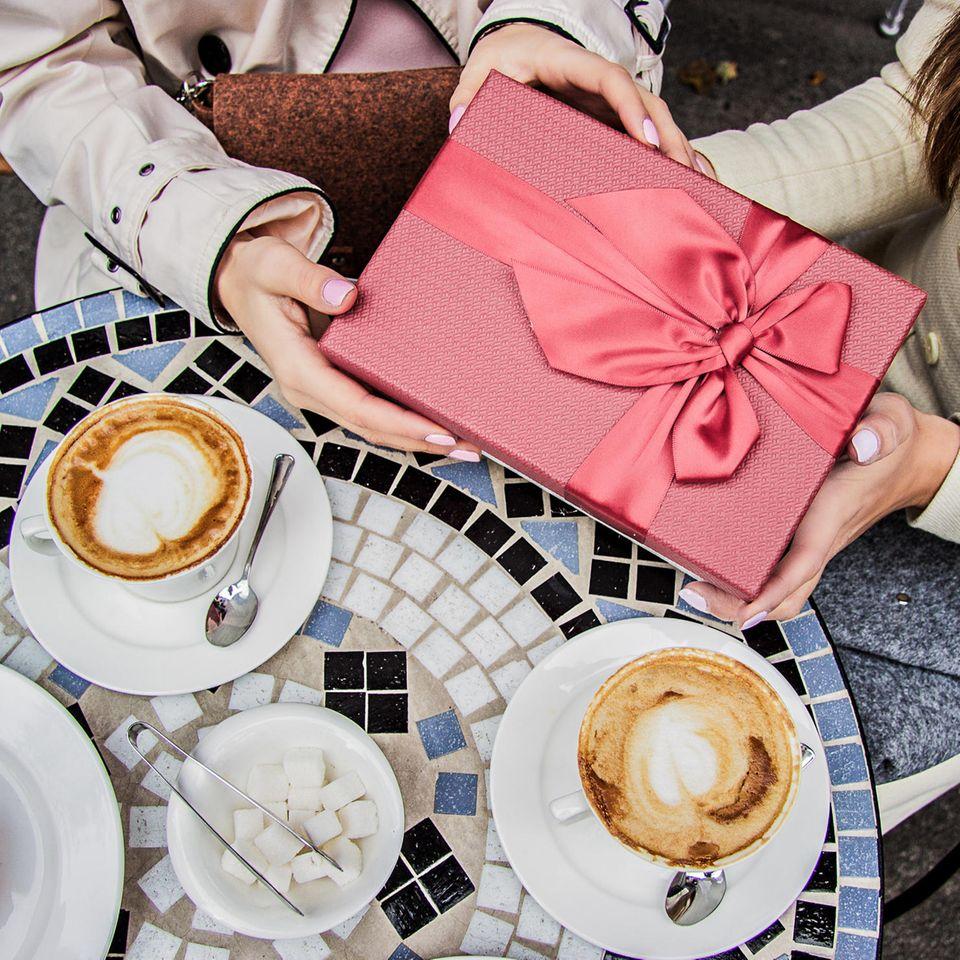 Kreative Geschenkideen für Kaffee-Junkies
