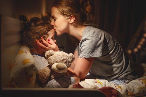 Mama-Bloggerin bekommt von Dreijähriger eine Lektion erteilt