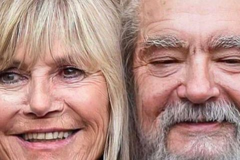 Heidi Klum und Tom Kaulitz in alt