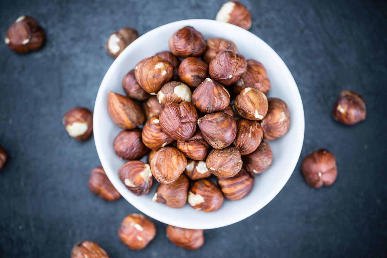 Lebensmittel verlängern dein Leben: Haselnüsse