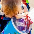 Geschenke zur Einschulung: Mädchen mit Zuckertüte