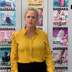 Barbara über brusttape