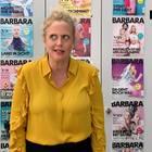 Barbara über haarbuerste