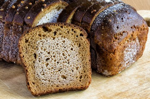 Brot einfrieren: Gefrorenes Brot