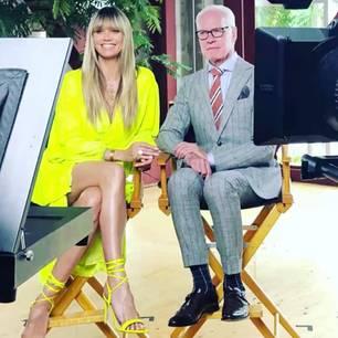 Heidi Klum: So feilt sie an ihrem Hochzeitsplan!