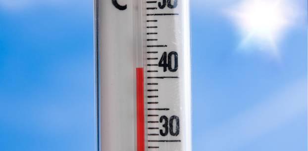Der deutsche Hitze-Rekord wurde gebrochen