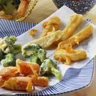 Kann Gemüse durchs Frittieren gesünder werden?