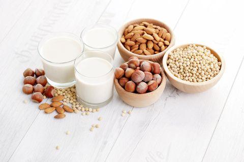 Milchersatz: Pflanzliche Milch
